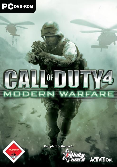 Call of Duty 4: Modern Warfare (2007) GamesTeamFP | Polska Wersja J�zykowa