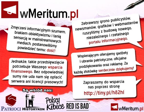 wMeritum.pl - nowy portal informacyjny