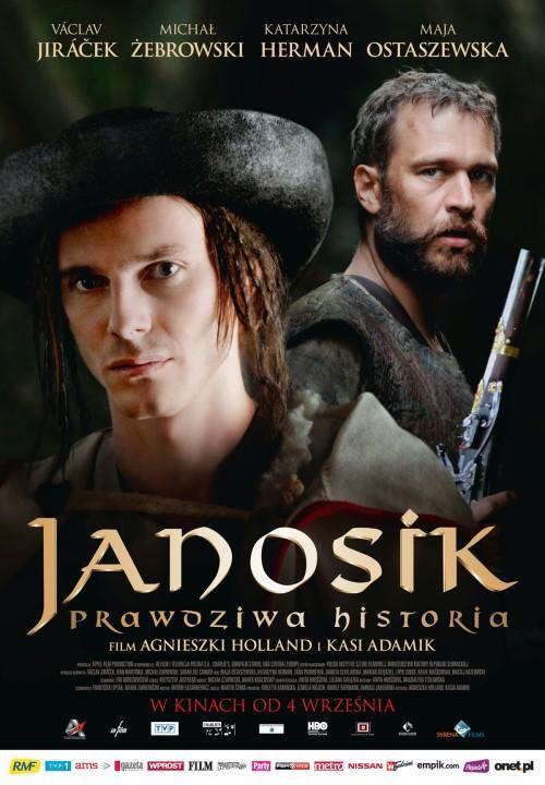 Janosik. Prawdziwa historia / Janosik. Pravdiva historie (2009) DVDRip