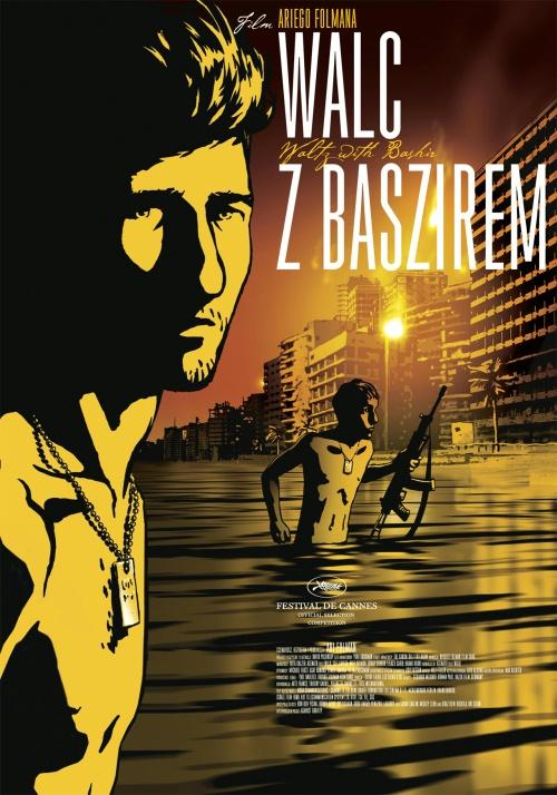 Walc z Baszirem / Vals im Bashir (2008) PL.DVDRip.XviD-Zet / Lektor PL